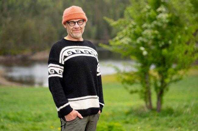Espen Rustad Thoresen i Farmen Kjendis 2021. Foto: TV 2