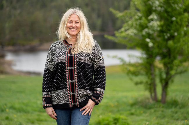 Eli Kari Gjengedal i Farmen Kjendis 2021. Foto: TV 2