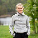 Anniken Jørgensen i Farmen Kjendis 2021. Foto: TV 2