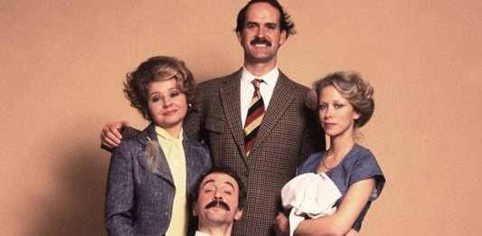 Fawlty Towers. Foto: BBC2