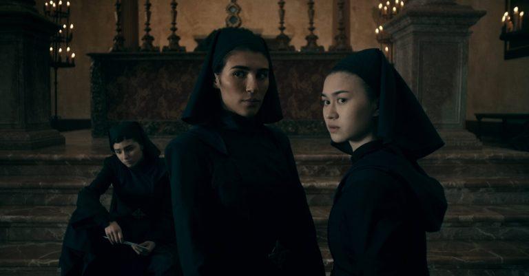 Warrior Nun sesong 1. Foto. Netflix