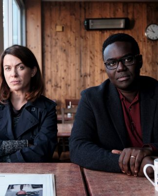 We Hunt Together. Foto: BBC Studios/UKTV/Laurence Cendrowicz