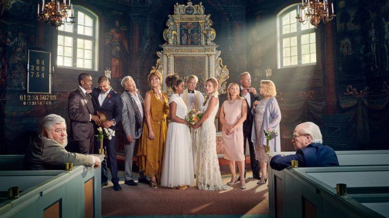 Bryllup, begravelse og dåp