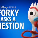 Forky Asks a Question. Foto: Disney