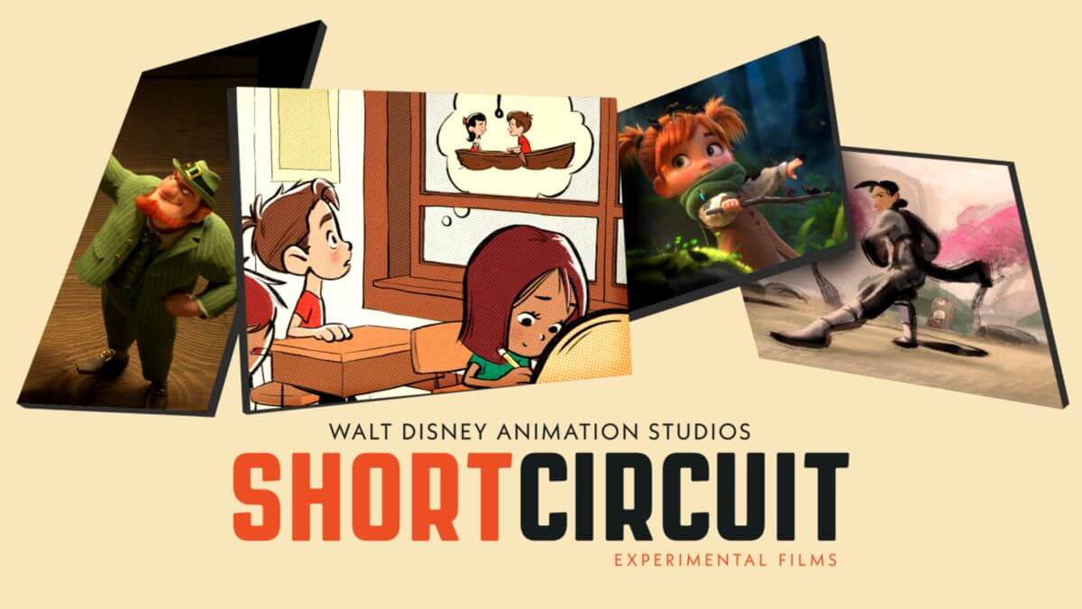 Short Circuit. Foto: Disney+