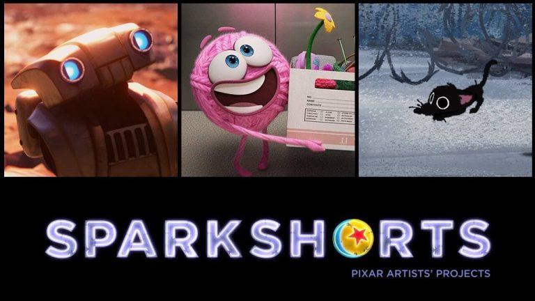 SparkShorts. Foto: Pixar