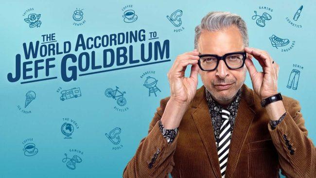 The World According to Jeff Goldblum. Foto. Disney+