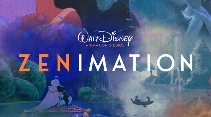 Zenimation. Foto: Disney