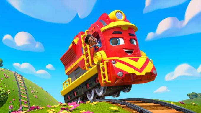 Mighty Express. Foto: Netflix