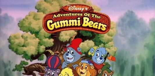 Adventures Of The Gummi Bears. Foto: Disney