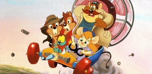 Chip 'n Dale: Rescue Rangers. Foto: Disney