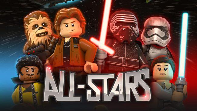 Lego Star Wars: All Stars. Foto. Disney