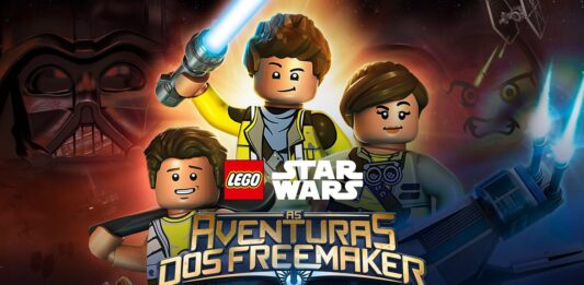 Lego Star Wars: The Freemaker Adventures. Foto: Disney XD