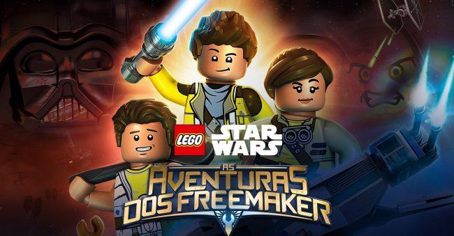Lego Star Wars: The Freemaker Adventures. Foto: Disney XD