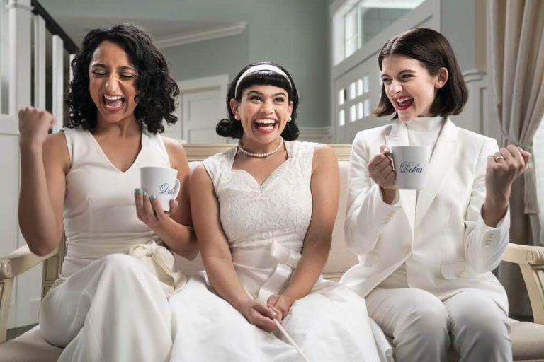 Three Busy Debras. Foto: HBO Nordic