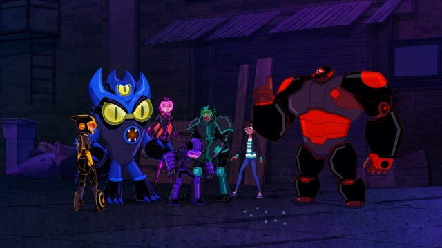 Big Hero 6 sesong 2. Foto: Disney Channel
