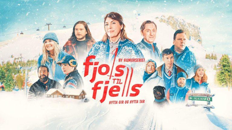 Fjolls til fjells. Foto: TVNorge