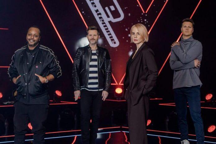 The Voice 2021. Foto: TV 2