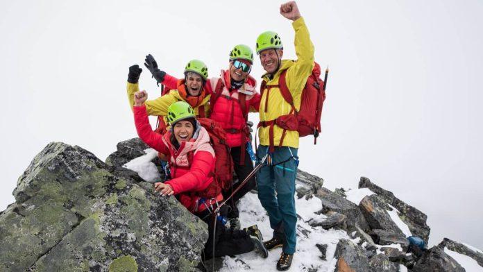 71° nord – Norges tøffeste kjendis. Foto: Discovery