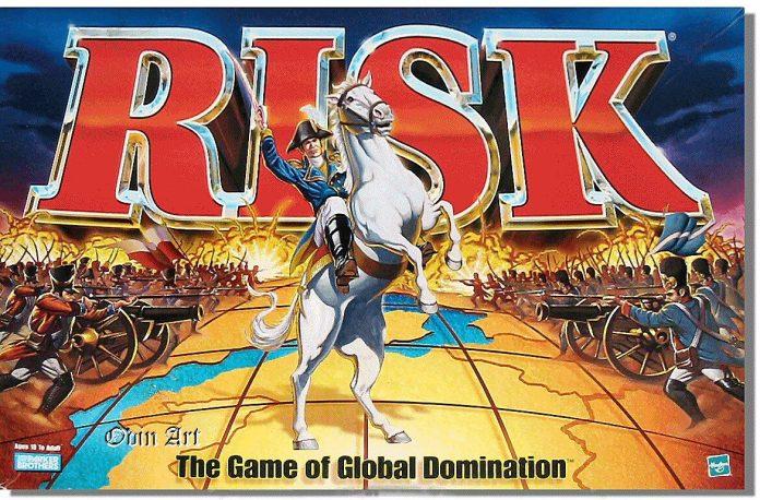 Risk. Foto: Hasbro