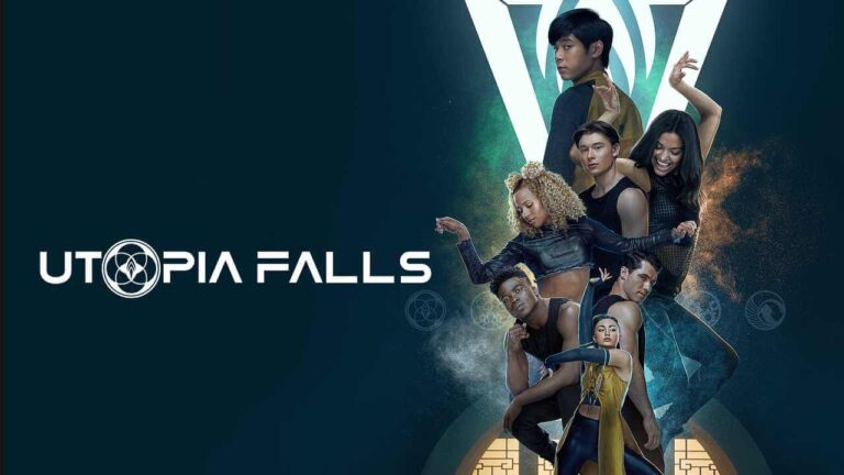 Utopia Falls. Foto: Hulu
