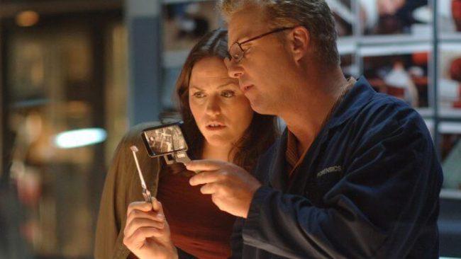 Bilde av serien CSI
