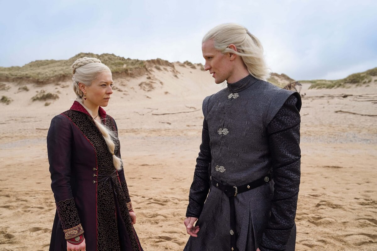 House of the Dragon. Foto: HBO Nordic
