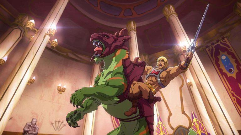 He-Man: Revelations. Foto: Netflix